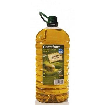Оливковое масло Carrefour Virgin, 5 л
