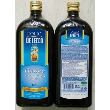 Оливковое масло De Cecco Extra Vergine Classico, 1 л