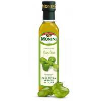 Оливковое масло Monini Aromatizzato al Basilico, 0.25 л