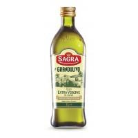 Оливковое масло Sagra Olio Extra Vergine il GRANDULIVO, 1 л