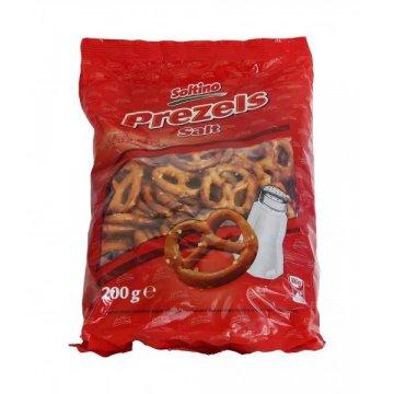 Печенье Soltino Prezels Salt, 200 г