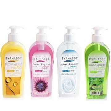 Жидкое мыло для рук Byphasse Promenade Dans Les Champs, 400 мл