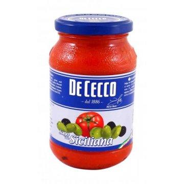 Соус для пасты De Cecco Sugo alla Siciliana, 400 г