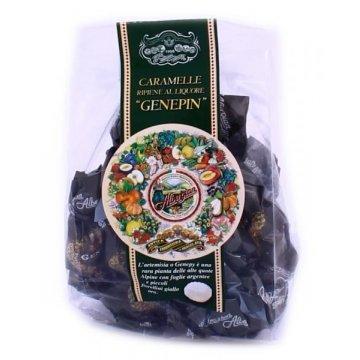 Конфеты Albergian Caramelle Genepin, 200 г