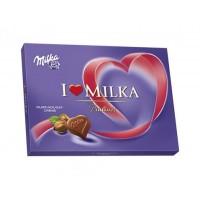 Конфеты  I love Milka Pralin