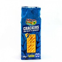 Печенье The Mulini Crackers Non Salati in Superficie, 500 г