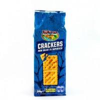 Печенье The Mulini Crackers Non Salati in Superficie, 500 г