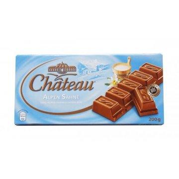 Шоколад Chateau Alpen Sahne (200 г)