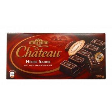 Шоколад Chateau Herbe Sahne, 200г