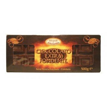 Шоколад Cioccolato Extra Fondente (500 г)