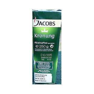 Кофе Jacobs Kronung (молотый), 500 г