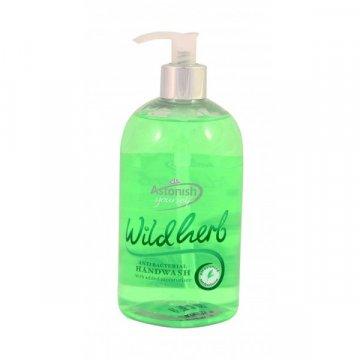 Жидкое мыло для рук Astonish Wildherb, 500 мл