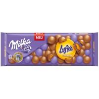 Шоколад Milka Luflee Caramel, 250 г