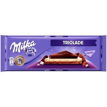 Шоколад Milka Triolade (280 г)