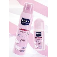 Шариковый Дезодорант Nivea double effect, 50 мл