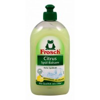 Жидкость для мытья посуды Frosch Citrus spul-balsam, 500 мл