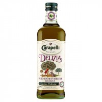 Оливковое масло Carapelli Delizia Extra Virgine, 1л