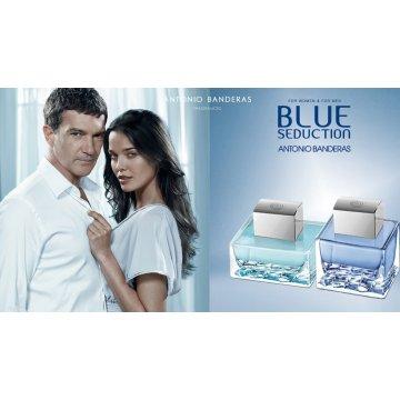 Antonio Banderas Blue Seduction for women, 30 мл