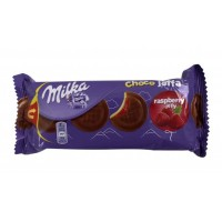 Печенье Milka Choco Jaffa Raspberry Jelly, 147 г