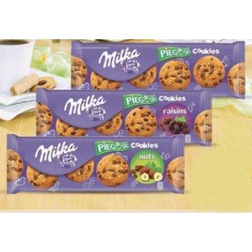 Печенье Milka Pieg Ski Cookies, 135 г
