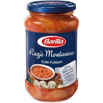 Соус для пасты Barilla Ragu Montanaro, 400 мл