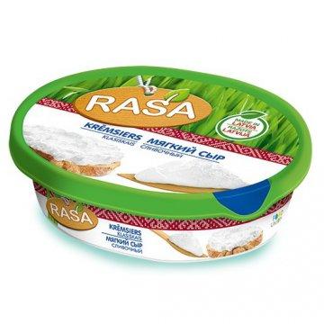 Мягкий сыр Rasa классический (сливочный) 66%, 180 г РМК Латвия
