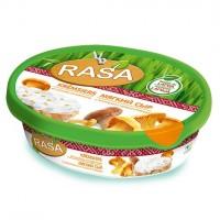 Мягкий сыр Rasa с лисичками и белыми грибами 64%, 180 г РМК Латвия
