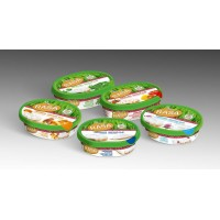 Мягкий сыр Rasa с зеленью 62%, 180 г РМК Латвия