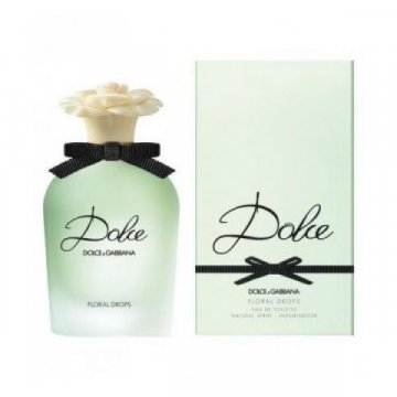 Dolce & Gabbana Dolce Floral Drops туалетная вода 75мл (тестер) (ж)