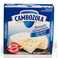 Сыр Cambozola Simply Gourmet 60%, 125 г