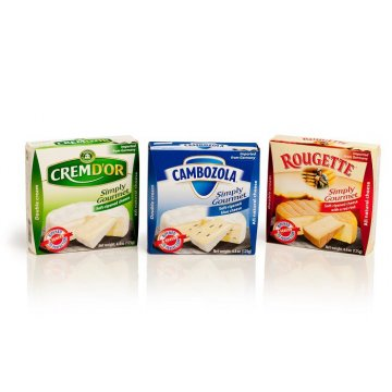 Сыр CremD'or Simply Gourmet 60%, 125 г