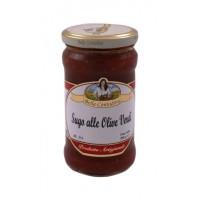Соус для пасты Bella Contadina alle Olive, 314 мл