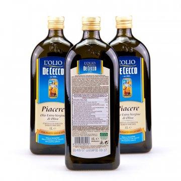 Оливковое масло De Cecco Extra Piacere, 1 л