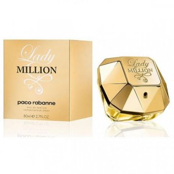 Paco Rabanne Paco Rabanne Lady Million, 80 мл