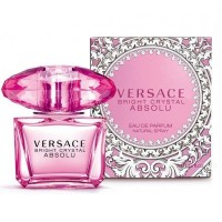 Парфюмированная вода для женщин Versace Bright Crystal Absolu (тестер), 90 мл