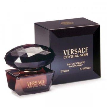 Туалетная вода для женщин  Versace Crystal Noir, 90 мл
