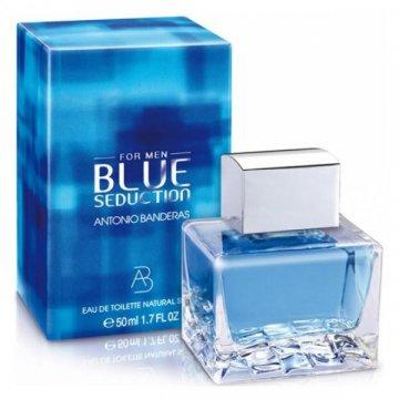 Antonio Banderas Blue Seduction for men, 50 мл