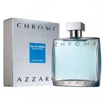 Azzaro Chrome, 50 мл