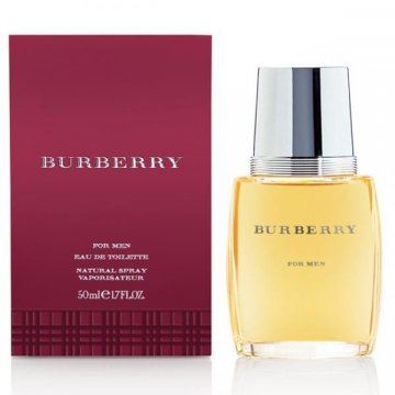 Burberry Burberry for men, 50 мл