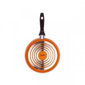 Сковорода 24 см Culinaria оранжевая