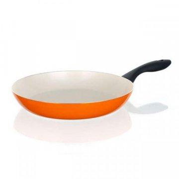 Сковорода 28 см Culinaria оранжевая