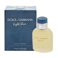 Туалетная вода для мужчин Dolce & Gabbana Light Blue Pour Homme, 75 мл