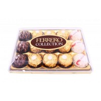 Конфеты Ferrero Rocher Collection (T15x6), 172 г