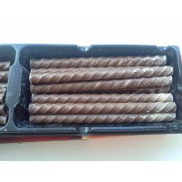 Конфеты Maitre Truffout Chocolate Sticks Orange, 75 г