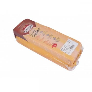 Сыр Coburger Cheddar Red 50%