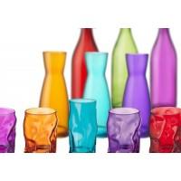 Набор: 3 стакана 460 мл Sorgente Arancio