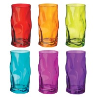Набор: 3 стакана 460 мл Sorgente Verde