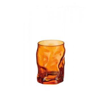 Набор: 3 стакана 300 мл Sorgente Arancio