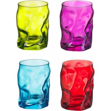 Набор: 3 стакана 300 мл Rosa Fuscia Sorgente