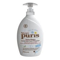 Пена для ванны c экстрактом ромашки и алоэ вера Baby Care Puris